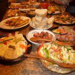 buffet Noël