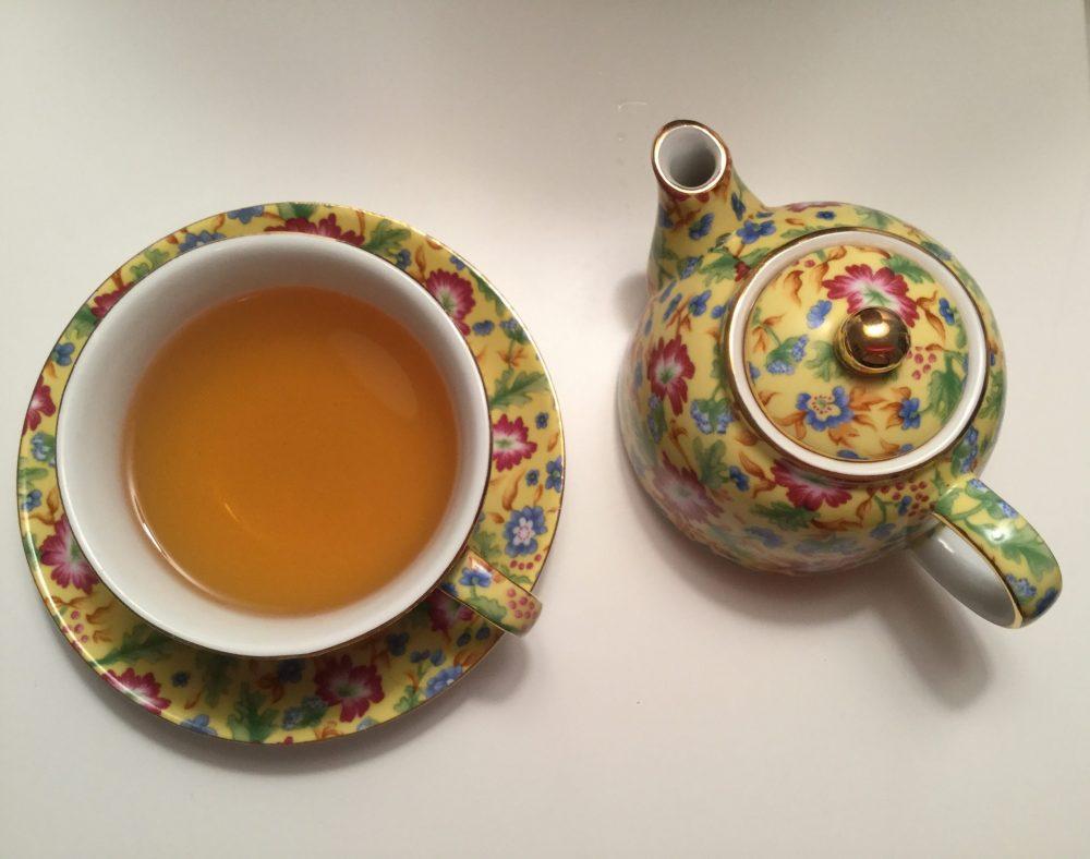 Comment apprécier le thé.