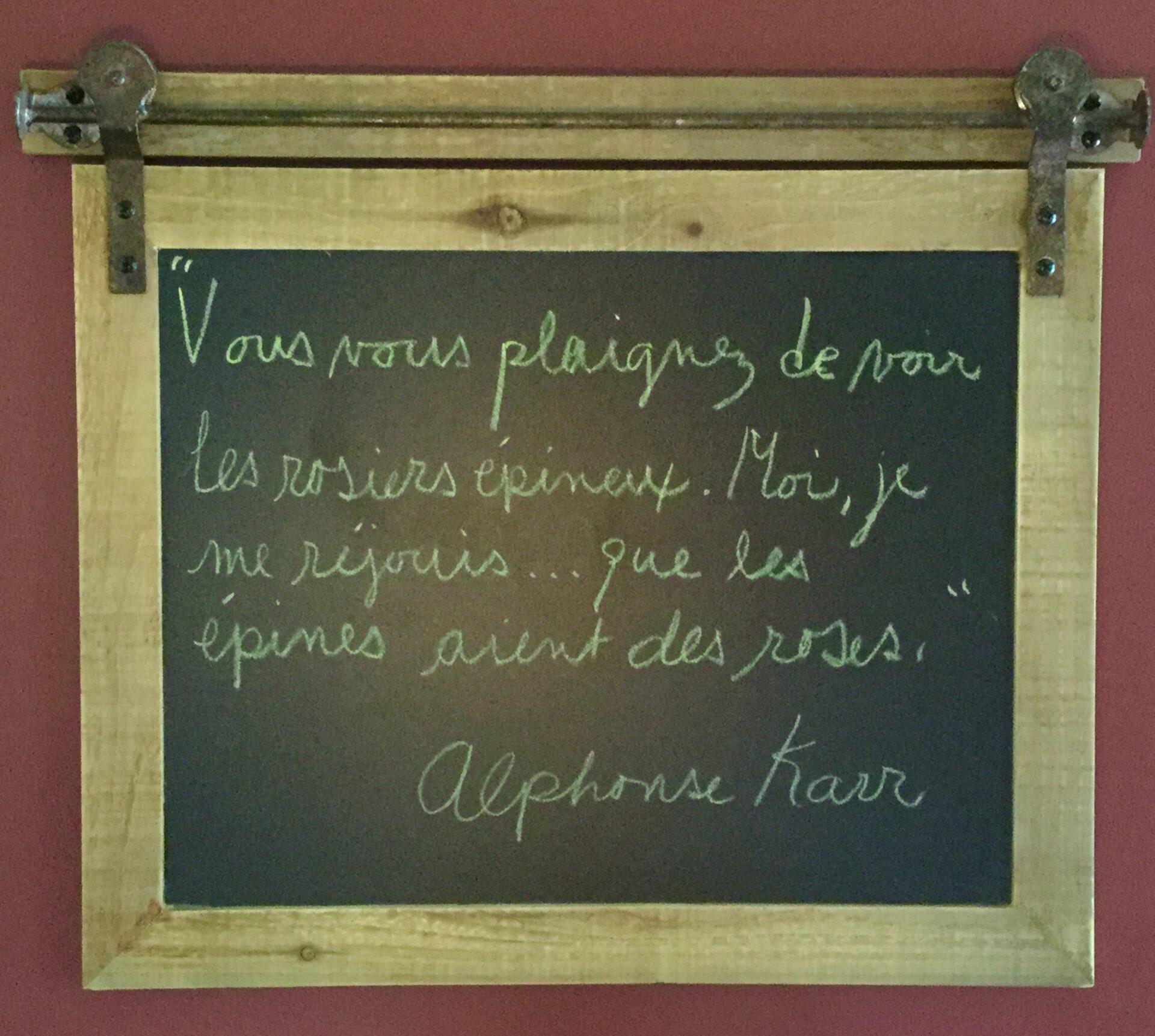 Citation Alphonse Karr