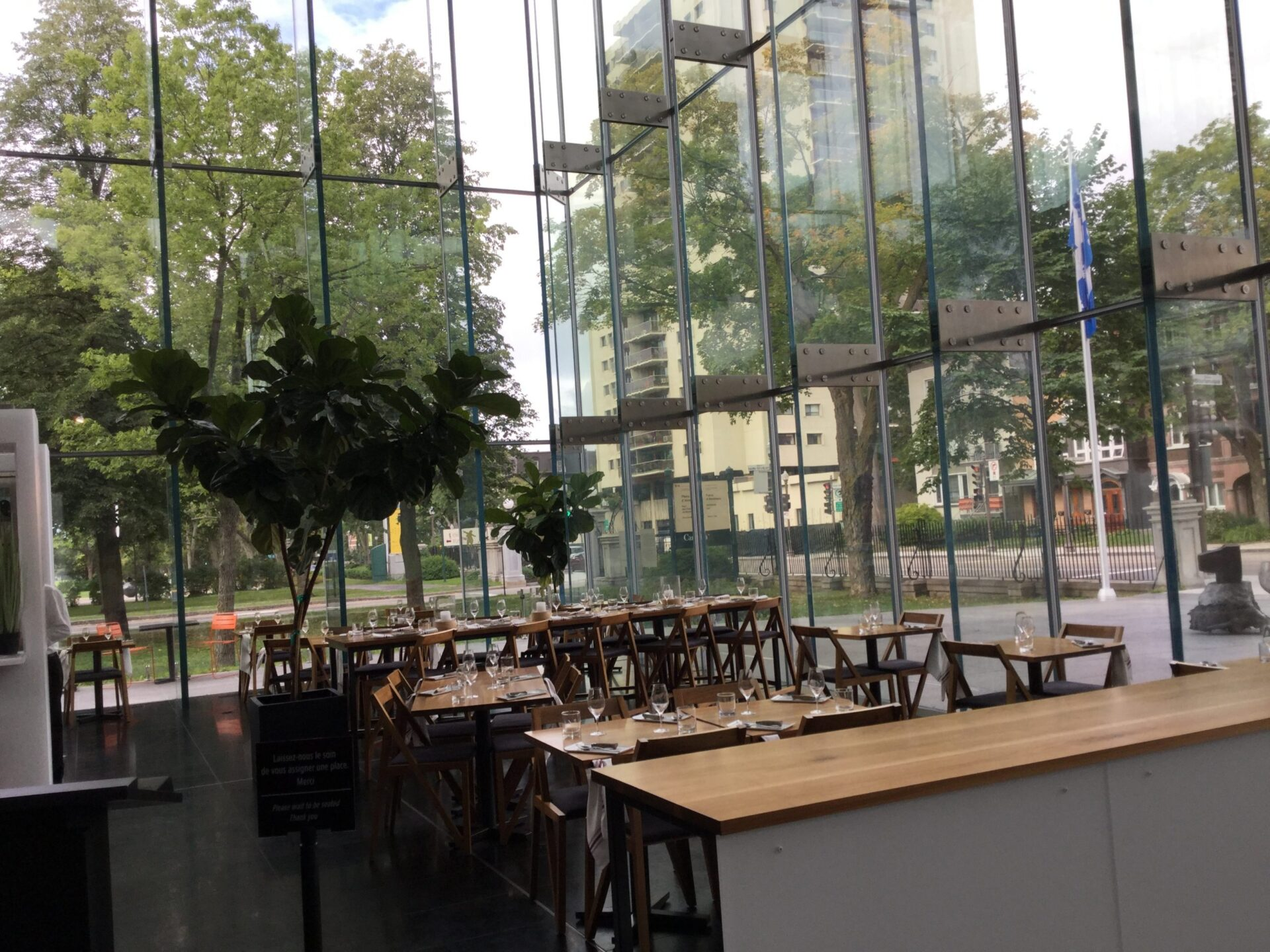 Salle à manger du Musée