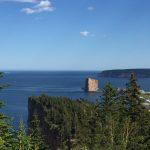 Autre vue du Rocher Percé, blogue de Phrenssynnes
