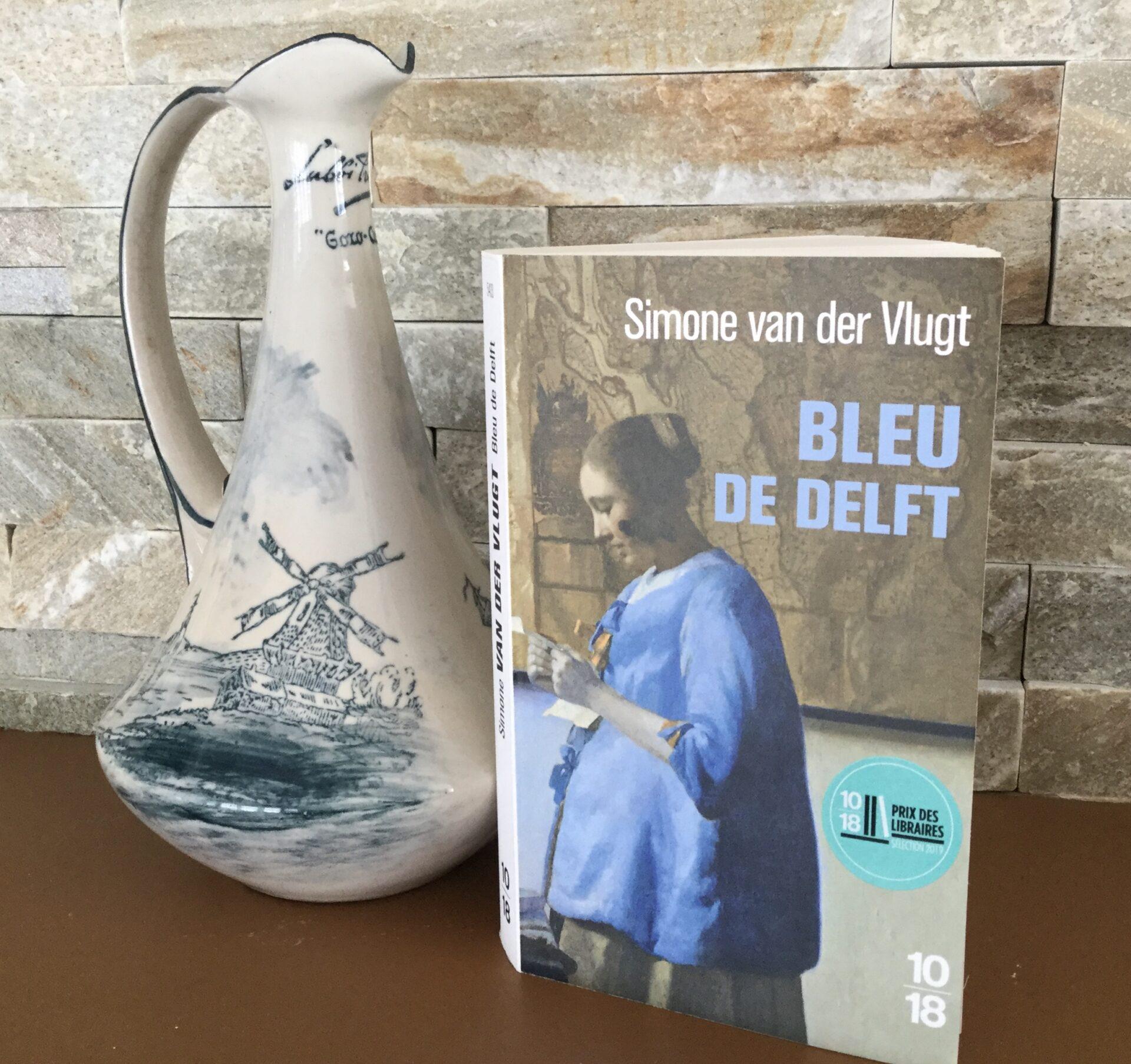 """""""Bleu de Delft"""" de Simone van der Vlugt"""