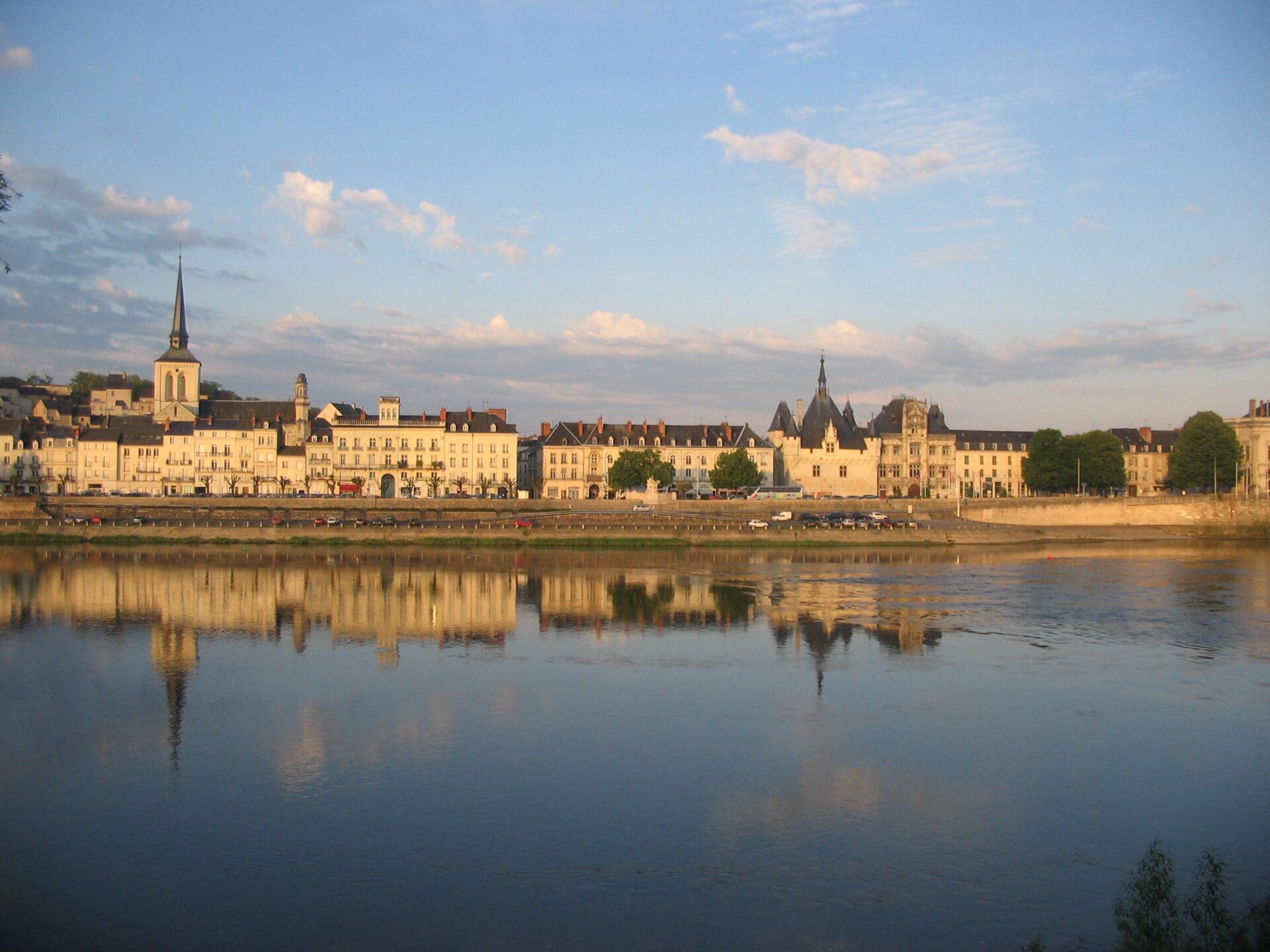 Saumur et la Loire