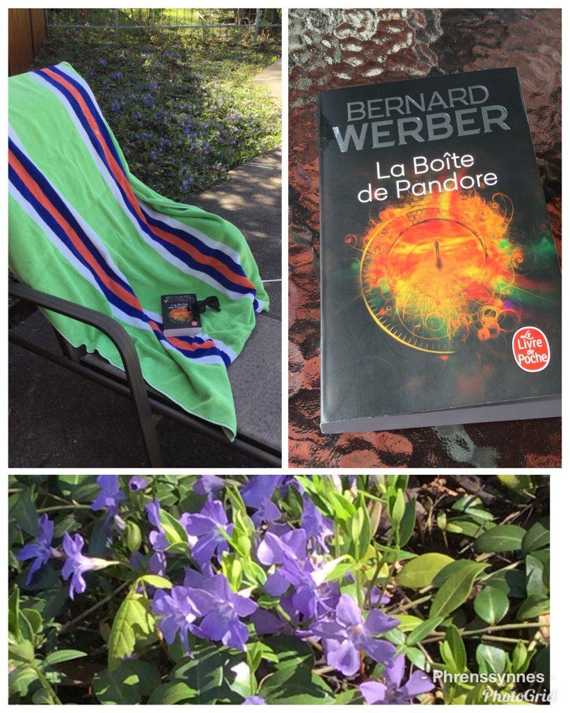 Un livre de Bernard Werber