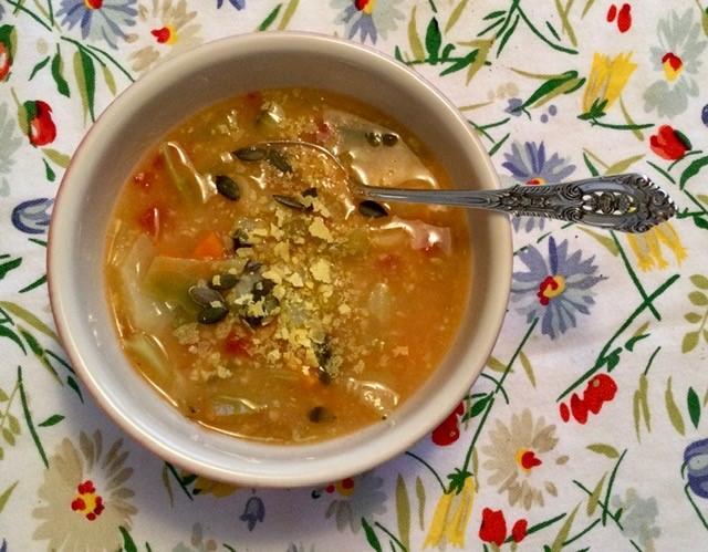 Les secrets d'une soupe savoureuse