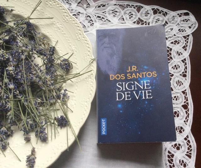 Top lecture: l'incroyable roman Signe de vie de J.R. Dos Santos