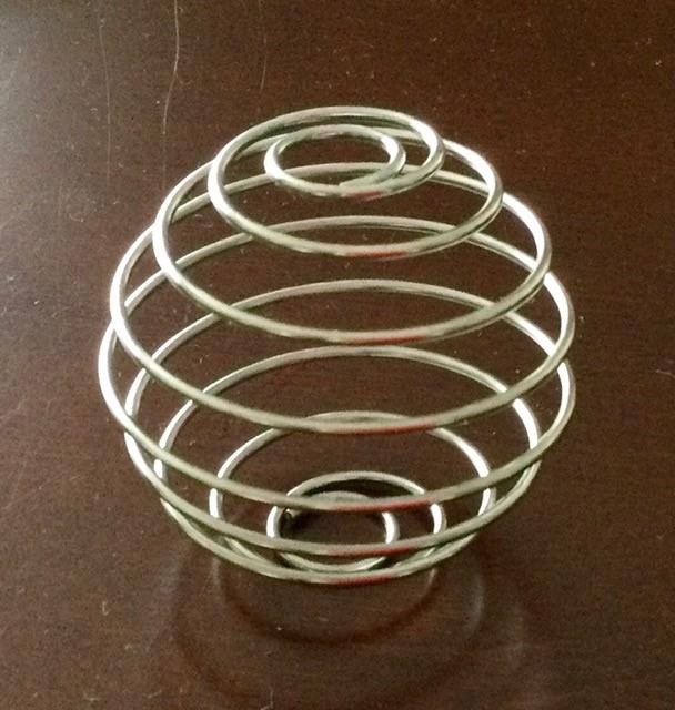 Spirale de côté