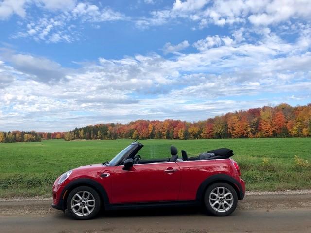 Road trip automne 2021: aller aux pommes pour profiter des incroyables couleurs